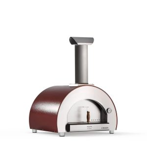5 minuti wood fired oven alfa top
