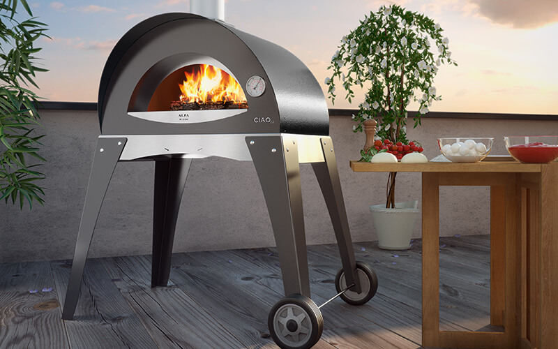 pizza outdoor cooker