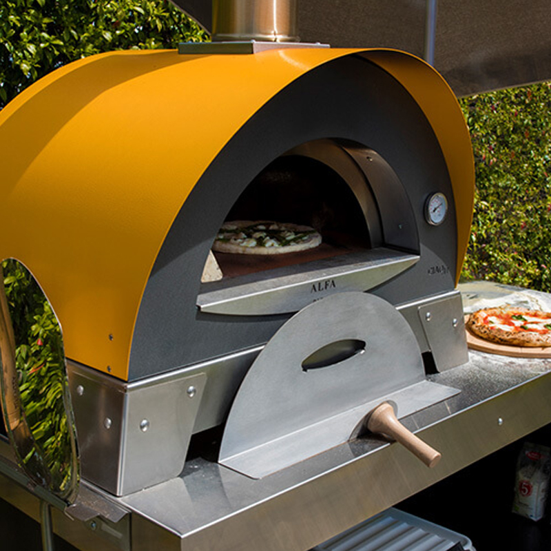 outdoor fire wood burning ovens