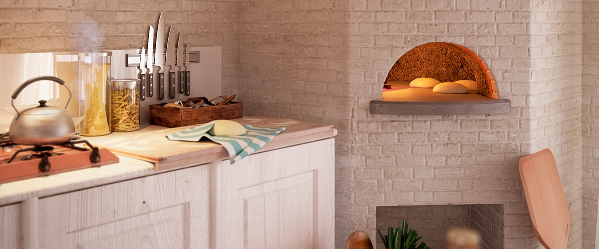 home brick fire diy oven