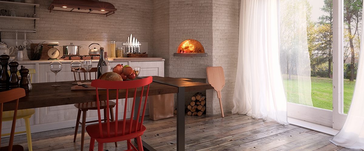 do it yourself home brick oven