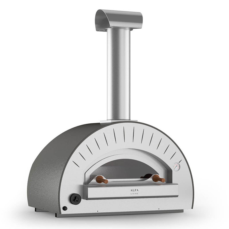 dolce vita gas fired oven