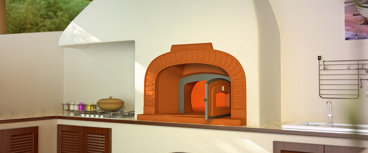 pizza oven brick