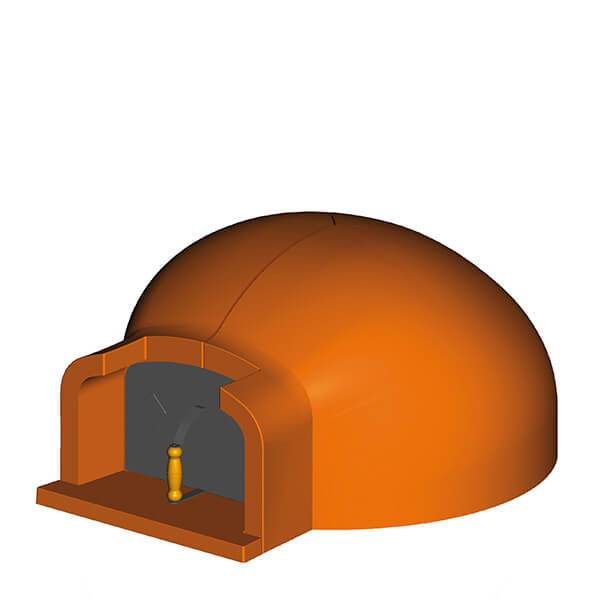 diy brick oven indoors or outside